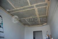 Монтаж натяжного потолка. Этап 10