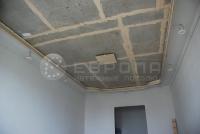 Монтаж натяжного потолка. Этап 11