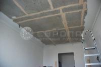 Монтаж натяжного потолка. Этап 3