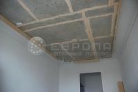 Монтаж натяжного потолка. Этап 6