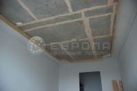 Монтаж натяжного потолка. Этап 8
